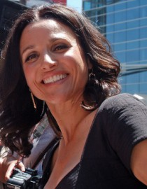 How to pronounce Julia Louis-Dreyfus