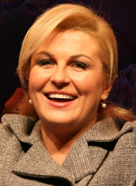 How to pronounce Kolinda Grabar-Kitarović - PronounceItRight