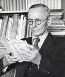 How to pronounce Hermann Hesse - Dutch National Archives, The Hague,