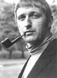 How to pronounce Graham Chapman