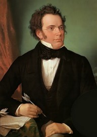 How to pronounce Franz Peter Schubert - Portrait by Wilhelm August Rieder