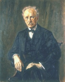 How to pronounce Richard Strauss - Portrait by Max Liebermann