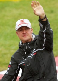 How to pronounce Michael Schumacher - Photo by Mark McArdle