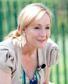 How to pronounce J.K. Rowling - Photo by Daniel Ogren