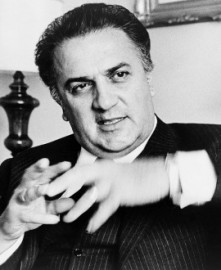 How to pronounce Federico Fellini - Photo by Walter Albertin