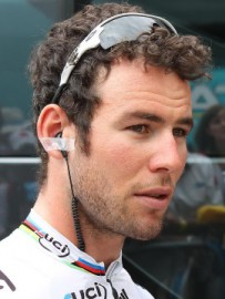 How to pronounce Mark Cavendish - Photo by Antoine Blondin