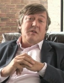 How to pronounce Stephen Fry - Freedom Fry — Happy birthday to GNU