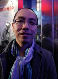 How to pronounce Apichatpong Weerasethakul - Photo by Manfred Werner-Tsui