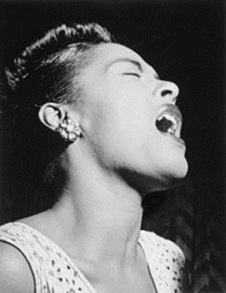 How to pronounce Billie Holiday