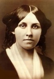 How to pronounce Louisa May Alcott
