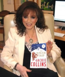How to pronounce Jackie Collins