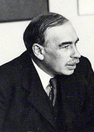 How to pronounce John Maynard Keynes - Photo provided by National Portrait Gallery