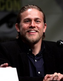 How to pronounce Charlie Hunnam - Photo by Gage Skidmore