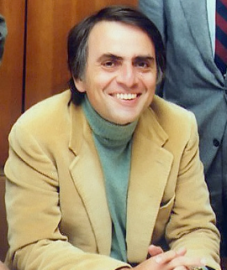 How to pronounce Carl Sagan