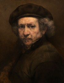 How to pronounce Rembrandt - Selfportrait