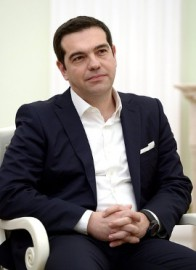 How to pronounce Alexis Tsipras - Photo by Kremlin.ru