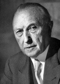 How to pronounce Konrad Adenauer - Photo by Katherine Young