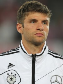How to pronounce Thomas Müller