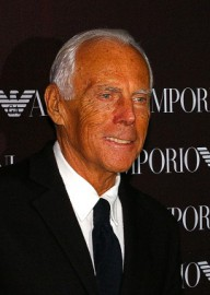 How to pronounce Giorgio Armani - Photo by Jan Schroeder