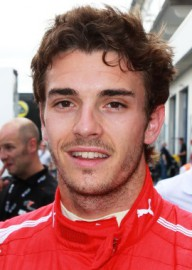 How to pronounce Jules Bianchi - Photo by Henry Mineur