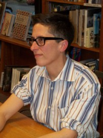 How to pronounce Alison Bechdel