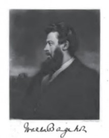 How to pronounce Walter Bagehot