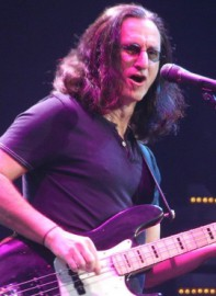 How to pronounce Geddy Lee - Photo by Matt Becker