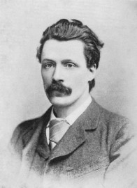 How to pronounce George Gissing