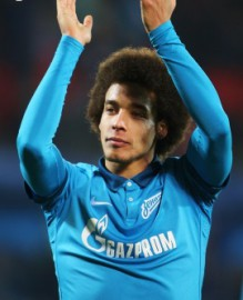 How to pronounce Axel Witsel - Photo by Кирилл Венедиктов