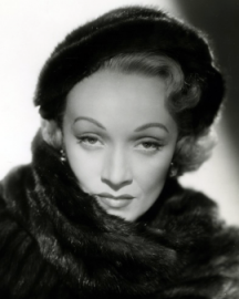 How to pronounce Marlene Dietrich - Photo by Twentieth Century Fox