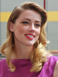 How to pronounce Amber Heard - Photo by Gdcgraphics