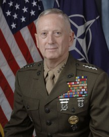 How to pronounce James Mattis