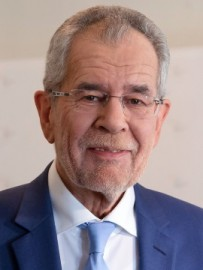 How to pronounce Alexander Van der Bellen - Photo by Manfred Werner – Tsui