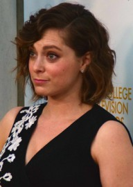 How to pronounce Rachel Bloom - Photo by Mingle Media TV