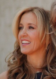 How to pronounce Felicity Huffman - Photo by Angela George