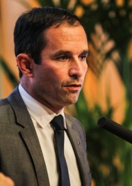 How to pronounce Benoît Hamon - Photo by Ulysse Bellier