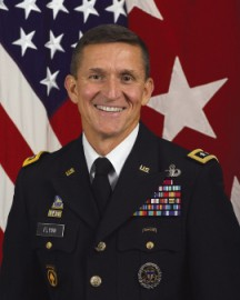 How to pronounce Michael Flynn - Photo by Defense Intelligence Agency