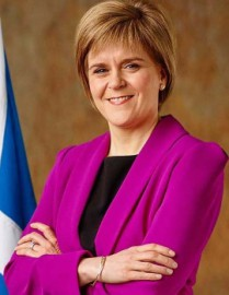 How to pronounce Nicola Sturgeon - Photo by Scottish Government