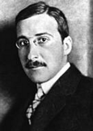 How to pronounce ​Stefan Zweig