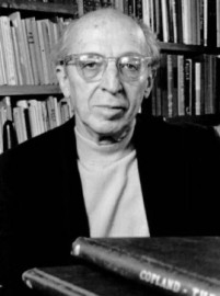 How to pronounce Aaron Copland - Photo by CBS Television