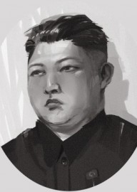 How to pronounce Kim Jong-un - Sketch by Monico Chavez