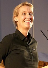 How to pronounce Alice Weidel - Photo by Hermann Luyken