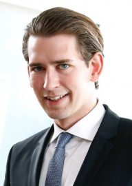 How to pronounce Sebastian Kurz - Photo by Bundesministerium für Europa