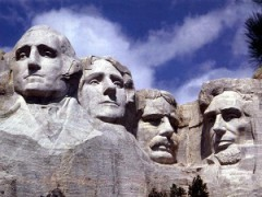 How to pronounce Mount Rushmore - http://bensguide.gpo.gov/images/symbols/mountrushmore