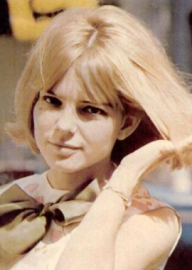 How to pronounce France Gall - Photo by Philips Records
