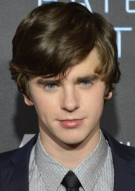 How to pronounce Freddie Highmore - Photo by MingleMediaTVNetwork