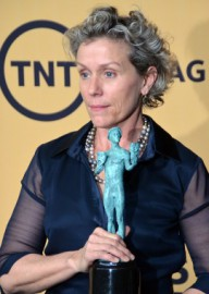 How to pronounce Frances McDormand - Photo by Red Carpet Report on Mingle Media TV