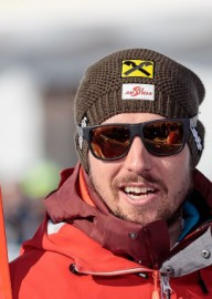 How to pronounce ​Marcel Hirscher - Photo by Erisch Spiess