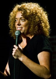 How to pronounce Michelle Wolf - Photo by Erin Nekervis