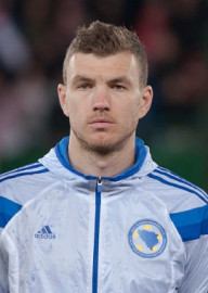 How to pronounce Edin Džeko - Photo by Ailura